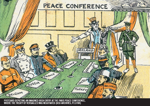 the history and features of the paris peace conference Wwwinternationalaffairsbdcom the paris peace conference, also known as versailles peace conference, was the meeting of the allied victors, following the en.