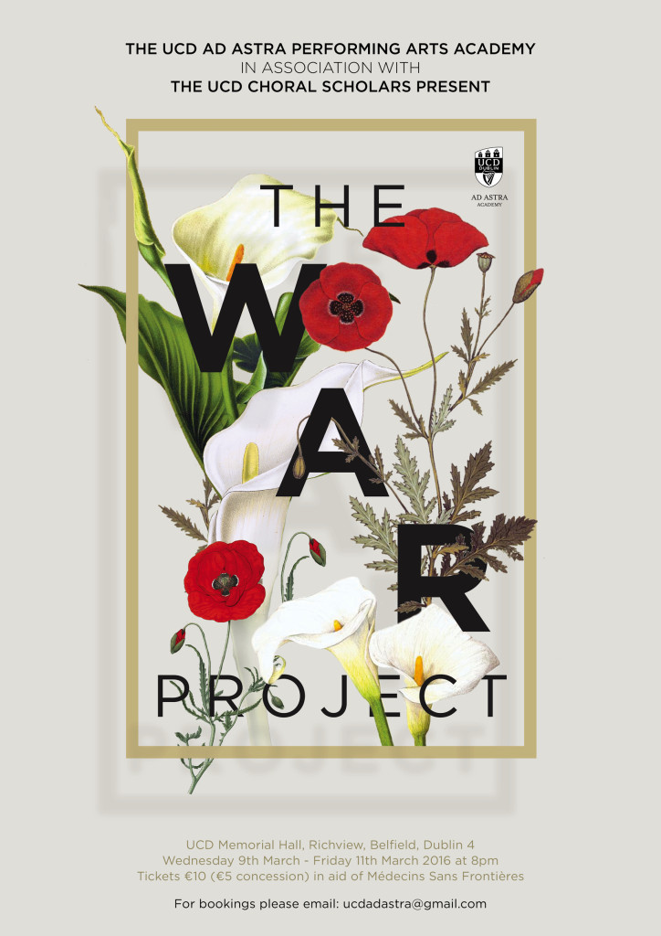 The War Project 2016